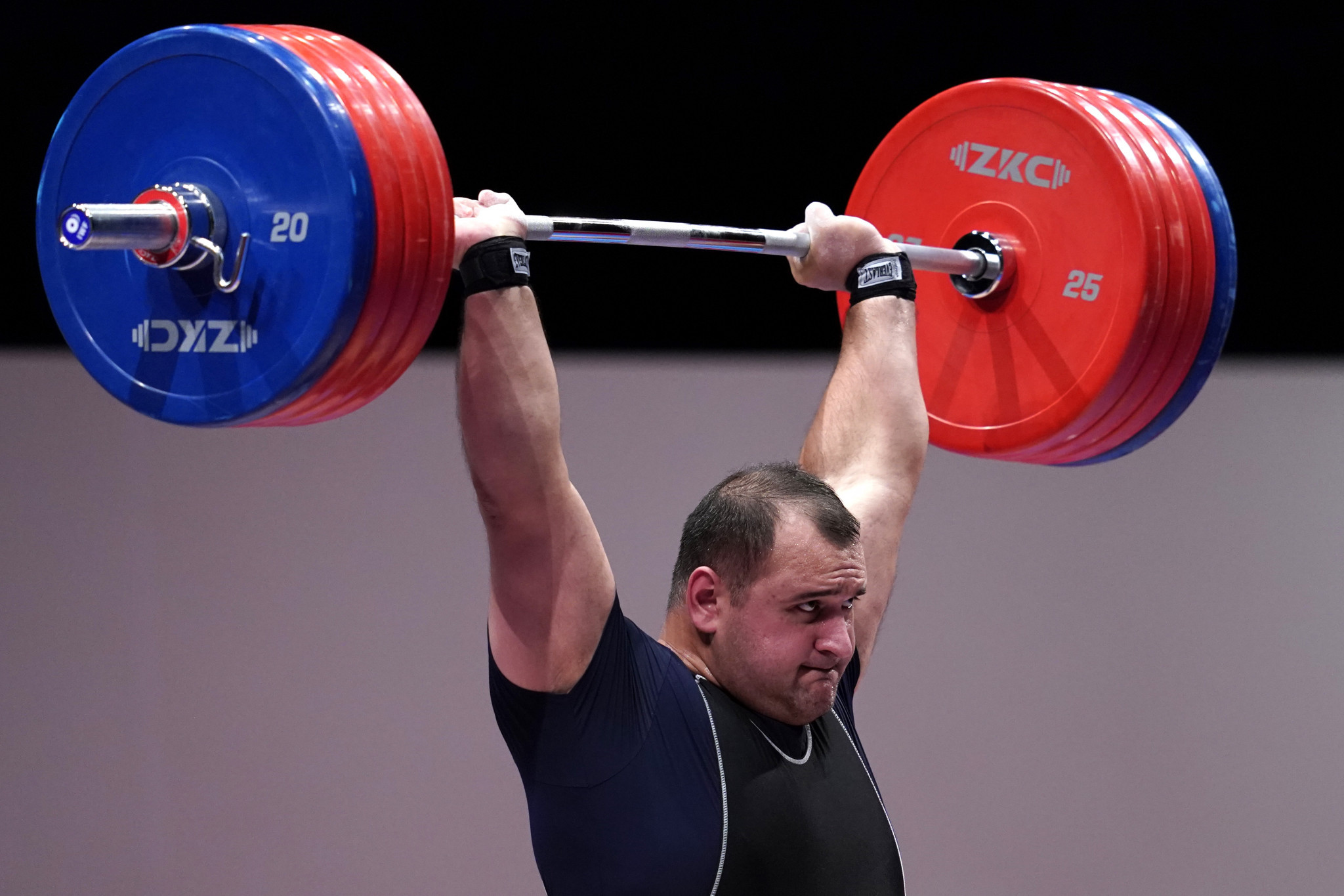 IWF provisionally suspends five Russian athletes based on McLaren Report and Moscow Laboratory data