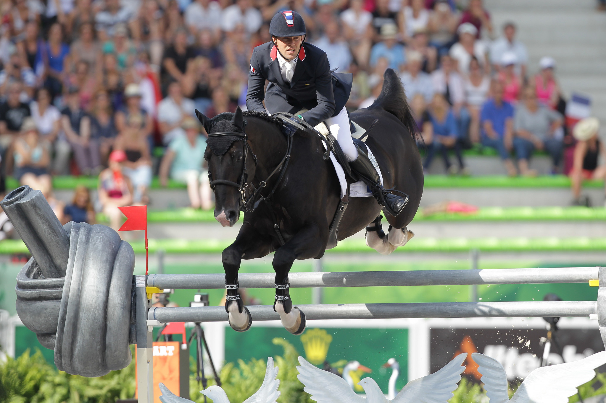 The World Equestrian Games continues to boost the sport's profile ©Getty Images