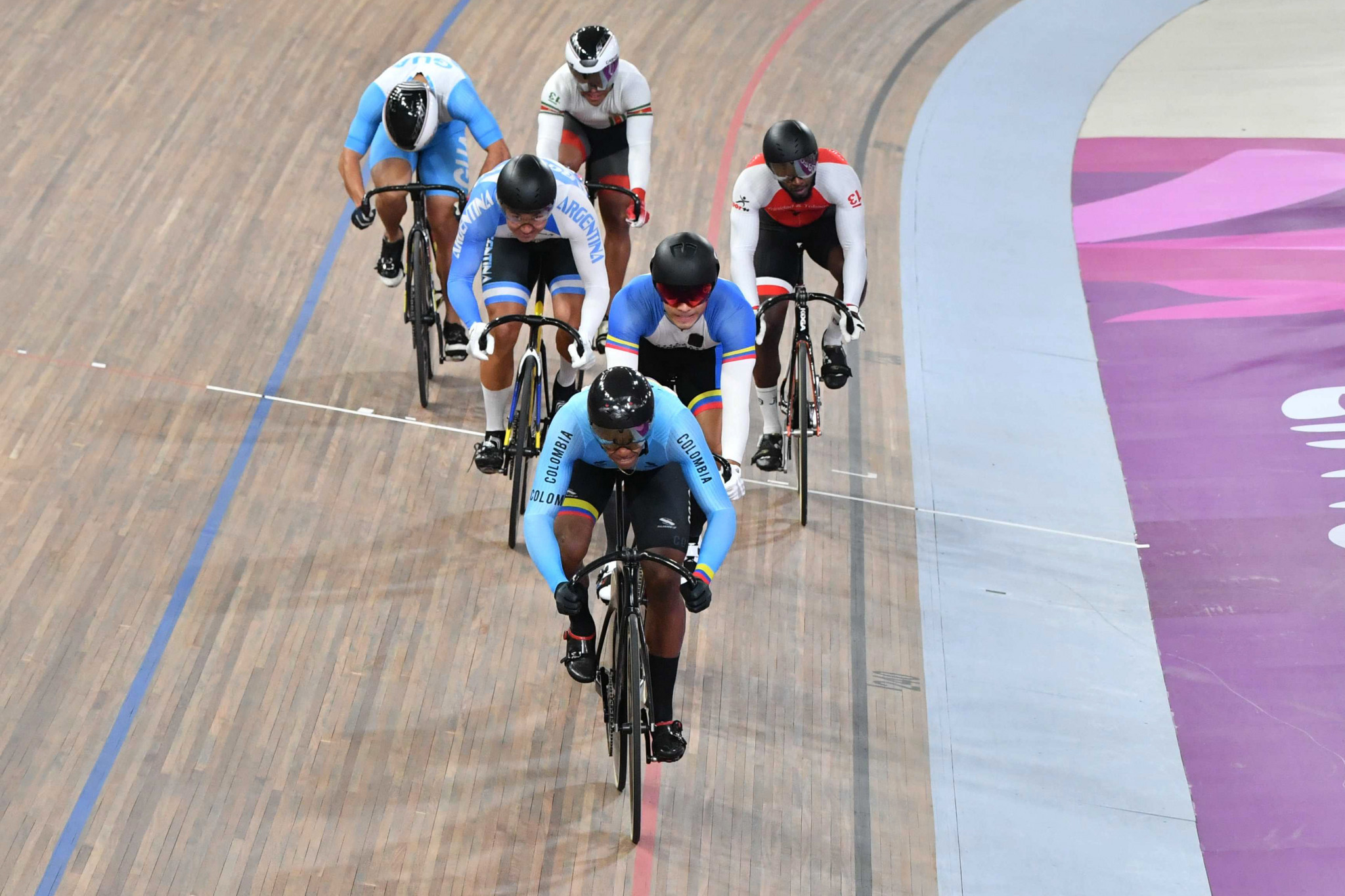 Elite young riders primed for World Junior Track Cycling Championships