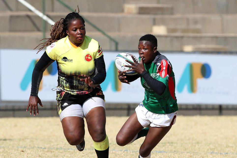 South Africa and Kenya set up Rugby Africa Women's Cup decider with huge wins