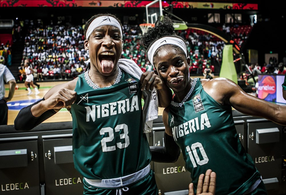Nigeria picked up the biggest win so far in Dakar as they humbled Cameroon ©FIBA