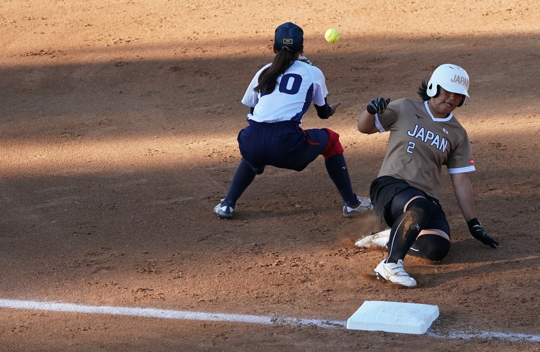Japan won their two matches today ©WBSC