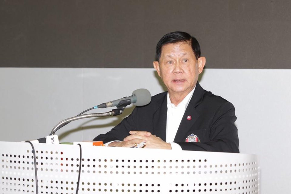 Thailand Amateur Weightlifting Association President Intarat Yodbangtoey has led the calls for