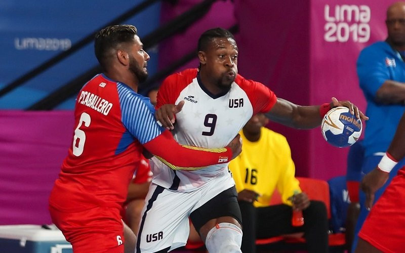 USA Team Handball is responsible for the development of grassroots programmes and preparation of national teams for international competition, including the Pan American and Olympic Games ©USA Team Handball/Twitter