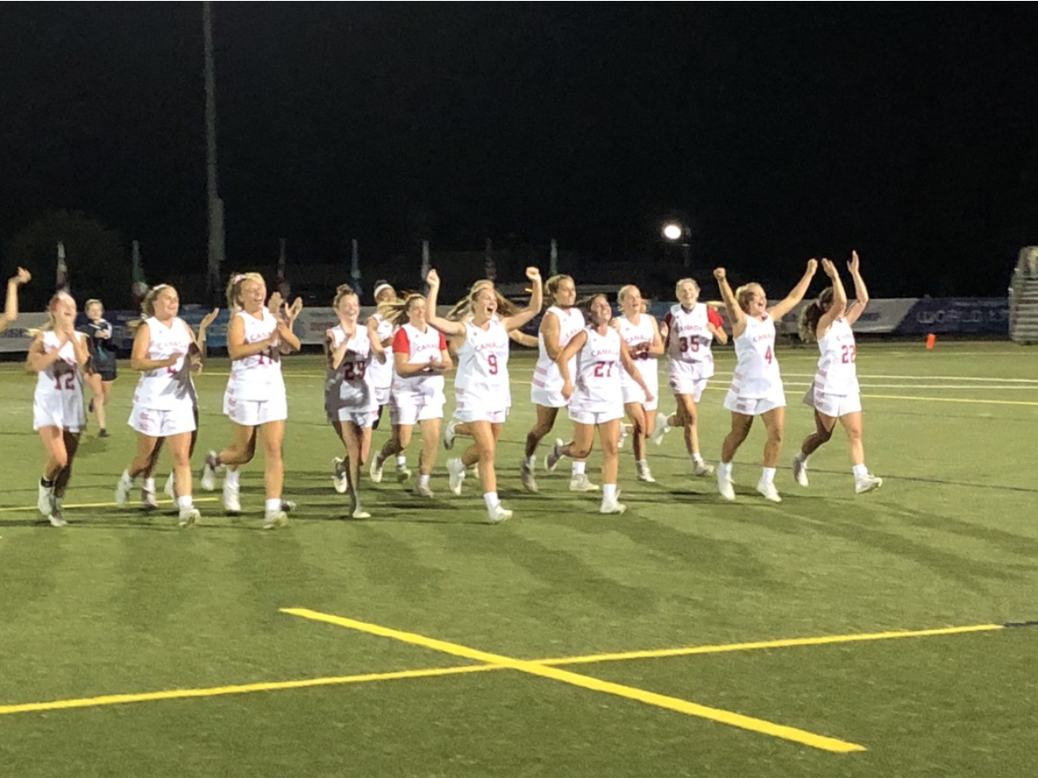 The United States defeated Canada 13-3 to win the World Lacross Women's Under-19 World Championship in Peterborough last week ©World Lacrosse