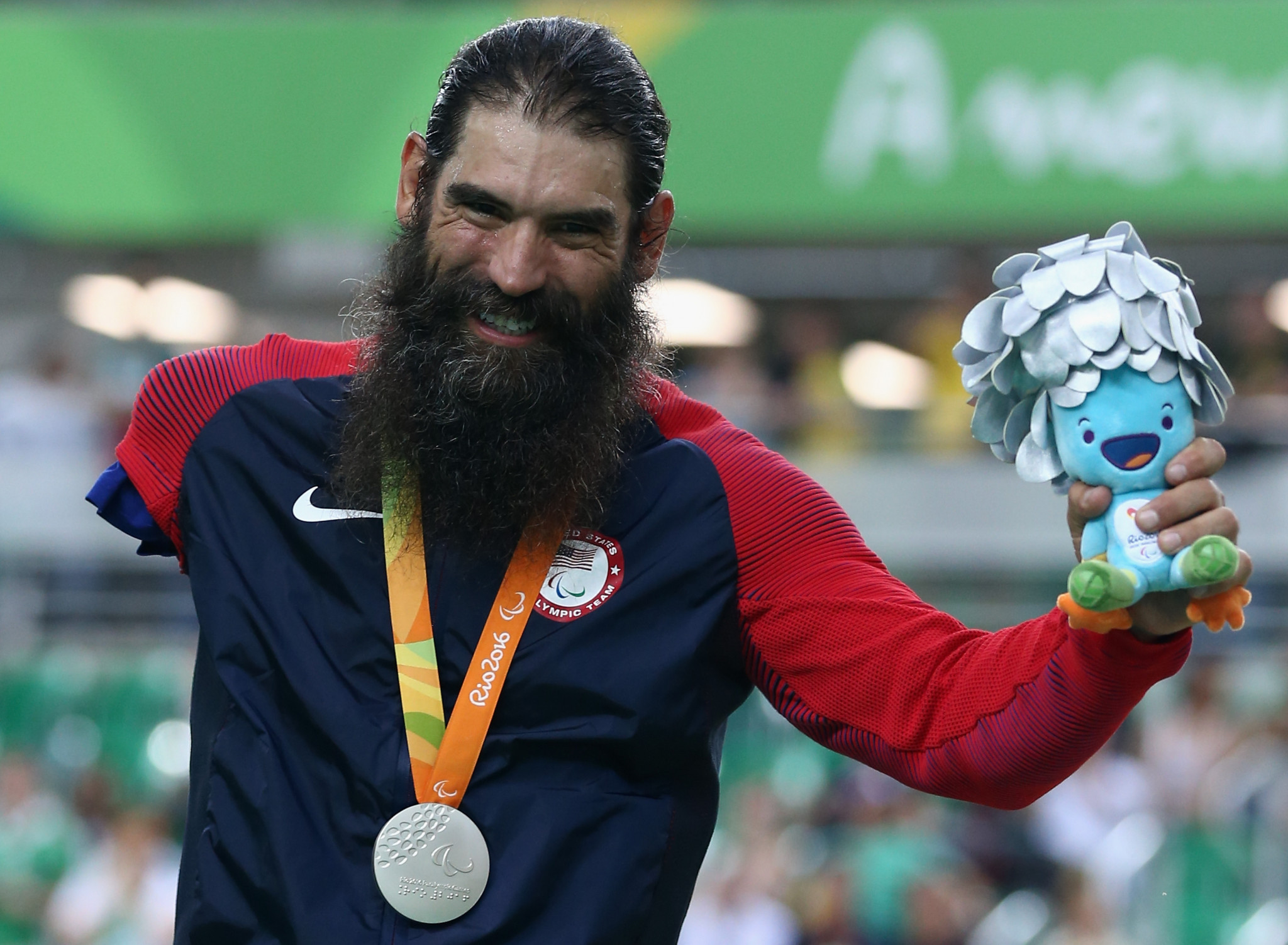 Paralympic medallists Berenyi and Campbell named on 257-strong US team for Parapan American Games
