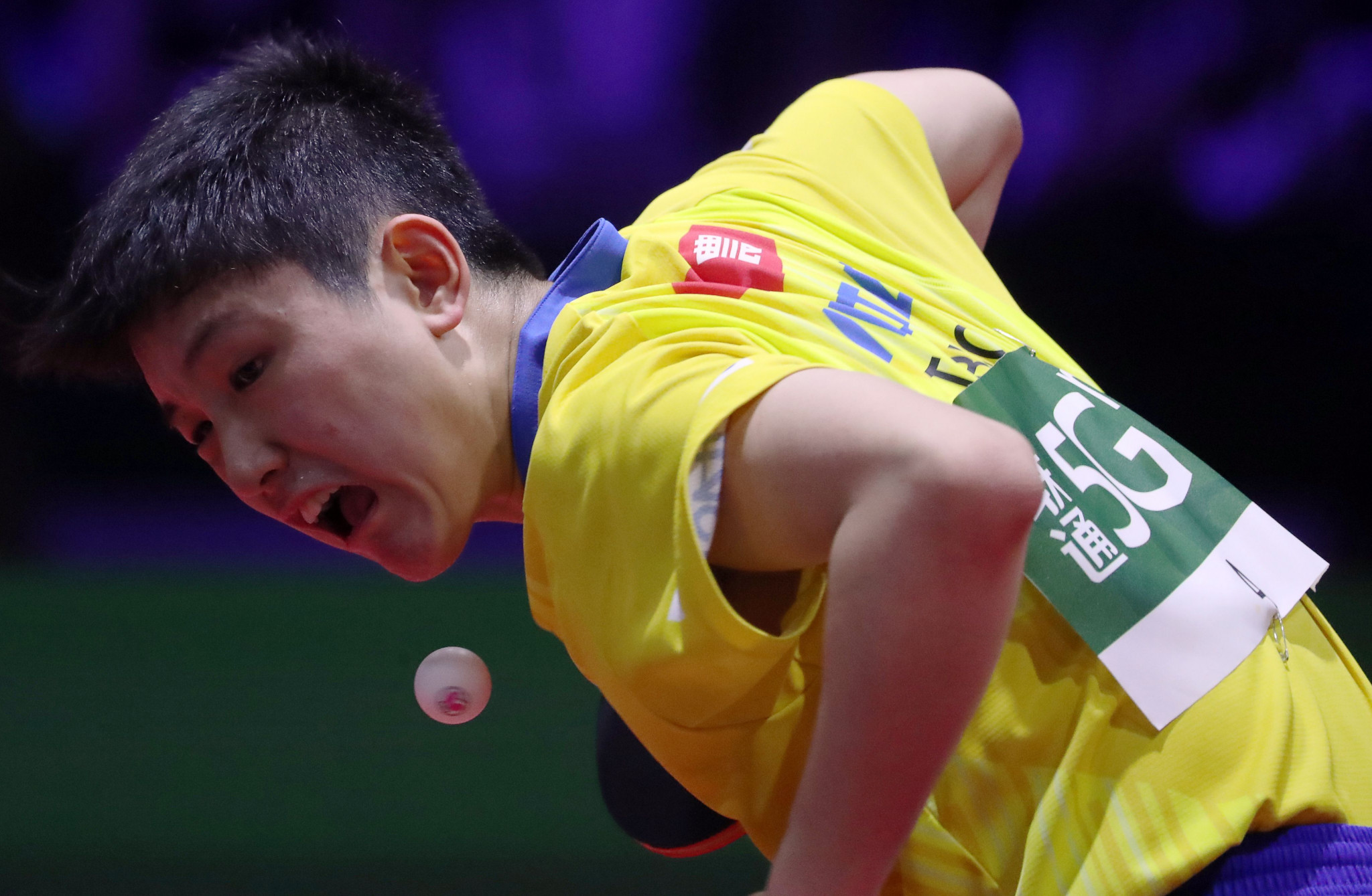 China's Zhu through to face top seed Harimoto in first round of ITTF Bulgaria Open