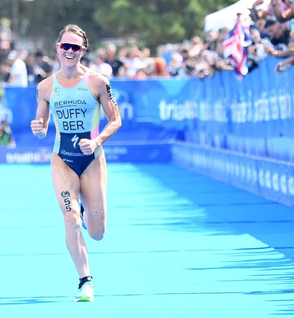 Comeback gold for Duffy as heat shortens Tokyo 2020 triathlon test event and ends in controversial disqualification