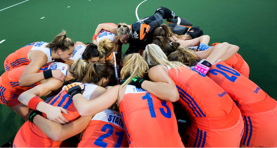 The Netherlands are considered the team to beat in the women's event ©EuroHockey