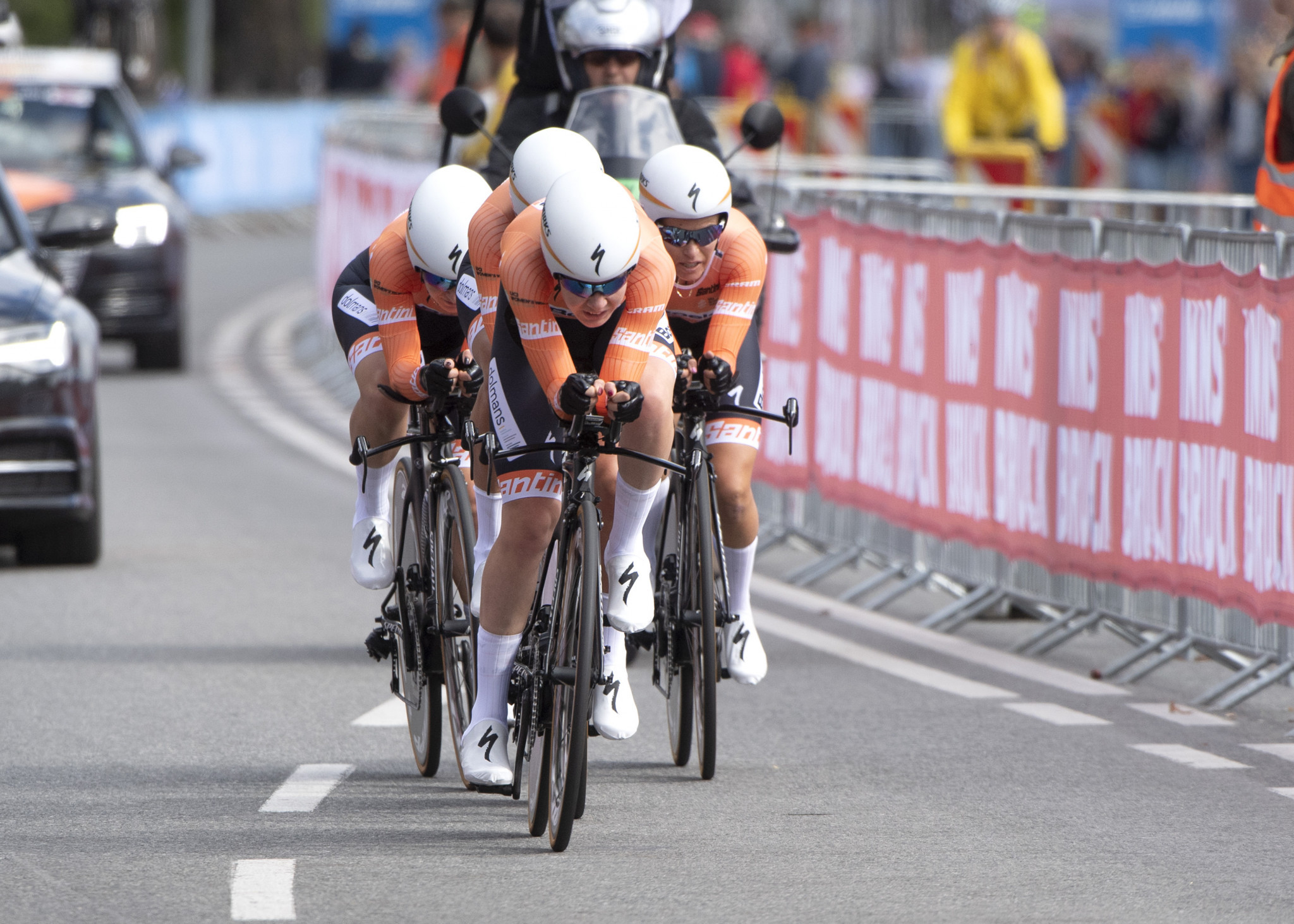 Boels-Dolmans out to claim fourth consecutive title at Postnord Vårgårda WestSweden TTT