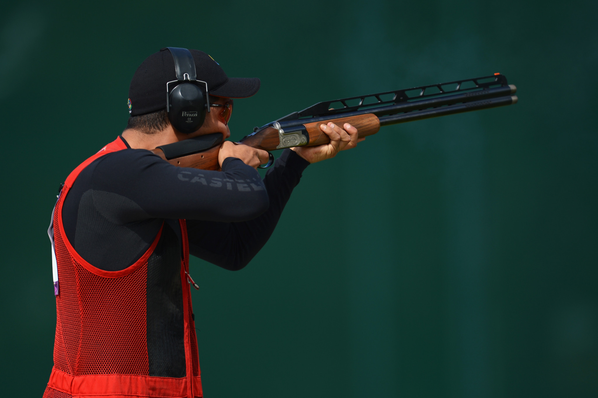 Malta's William Chetcuti tops the men's trap standings after day one of qualification at the ISSF Shotgun World Cup in Lahti ©Getty Images