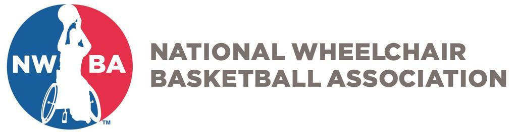 The National Wheelchair Basketball Association will use the Molten's BG4500 series basketball this season ©NWBA