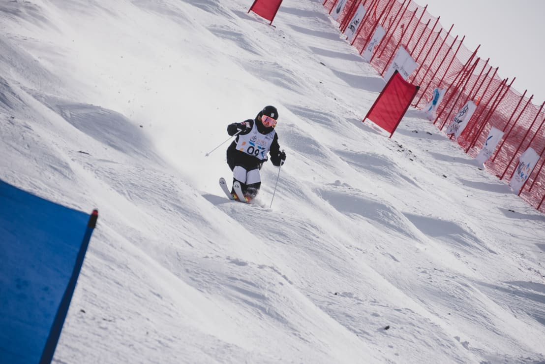Switzerland's Andrea Rinaldi will oversee the major freestyle moguls and aerials events organised by FIS ©FIS