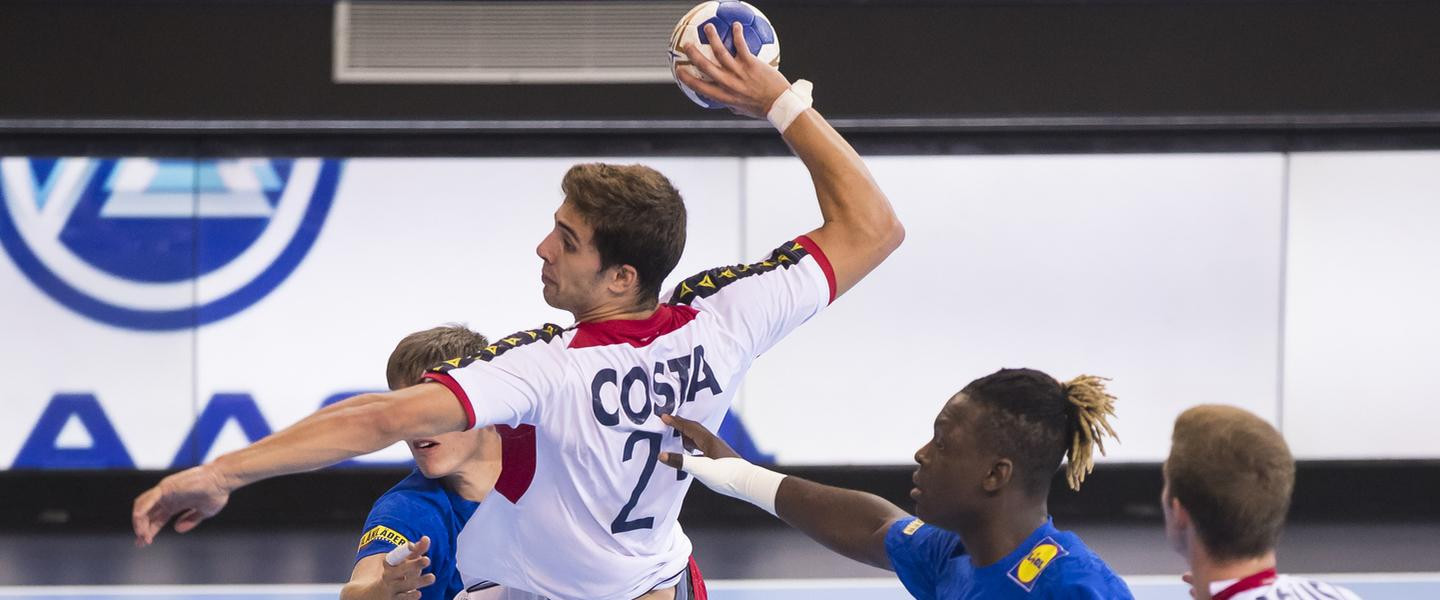Portugal beat reigning champions France to reach semi-finals at Men's Youth World Handball Championship