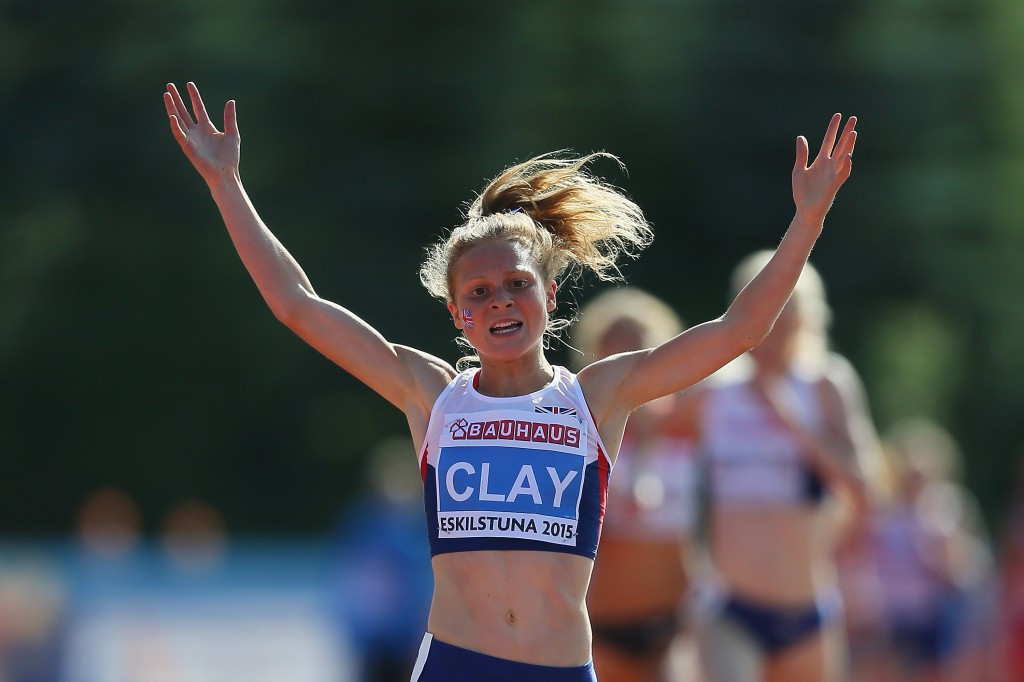 British Athletics announce 34 athletes invited to join 2015-2016 Futures Programme