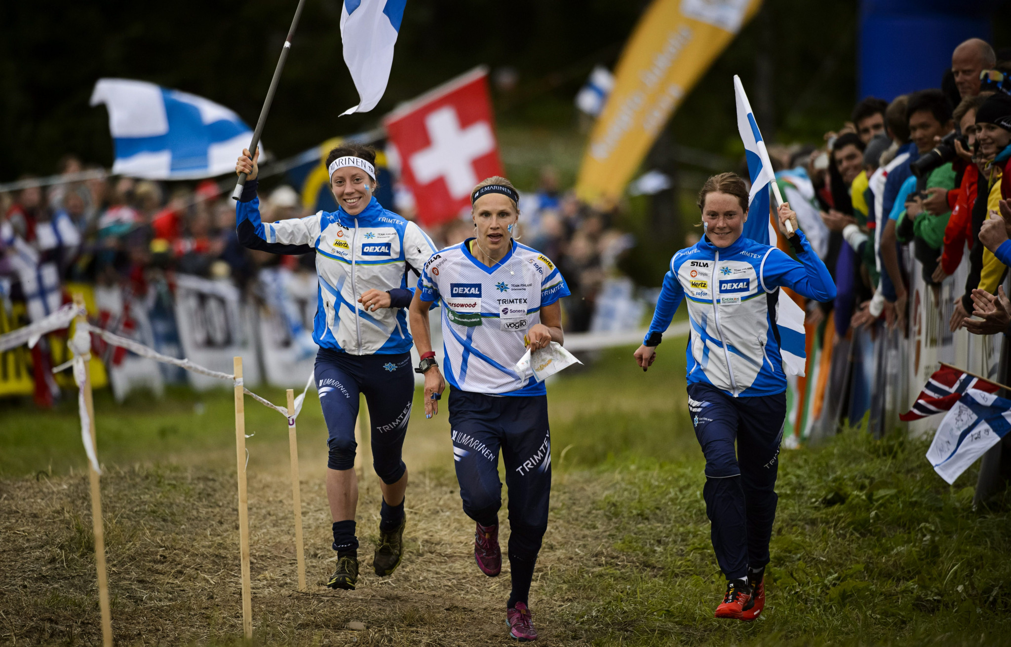 IOF awards 2023 and 2025 World Orienteering Championships to Switzerland and Finland