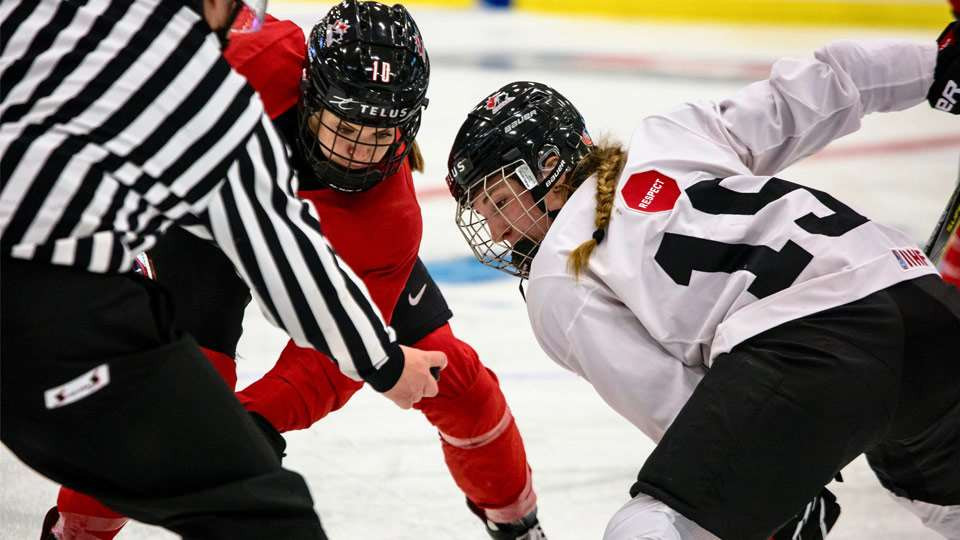 Liverpool to host annual Canada women's ice hockey training camp