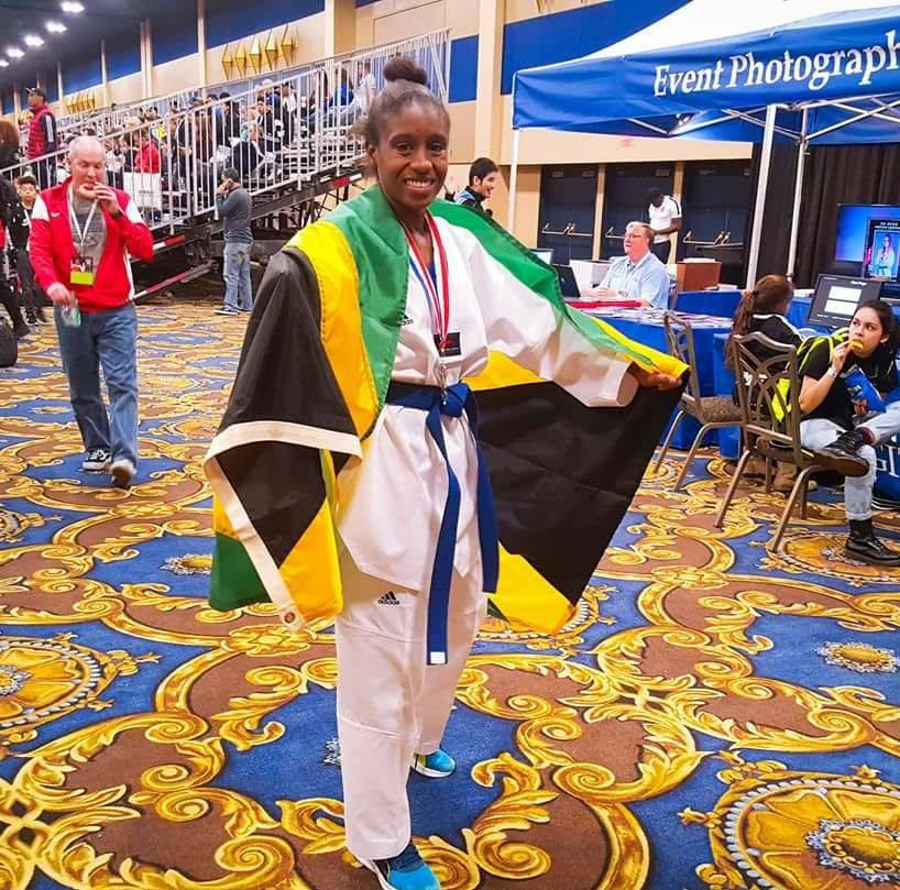 Jamaica Paralympic Association promise to build on legacy of first taekwondo athlete at Parapan American Games