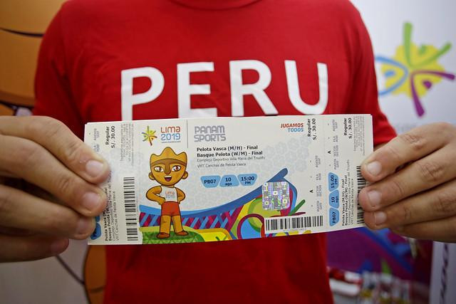 Tickets are still available for the Lima 2019 Parapan American Games ©Lima 2019