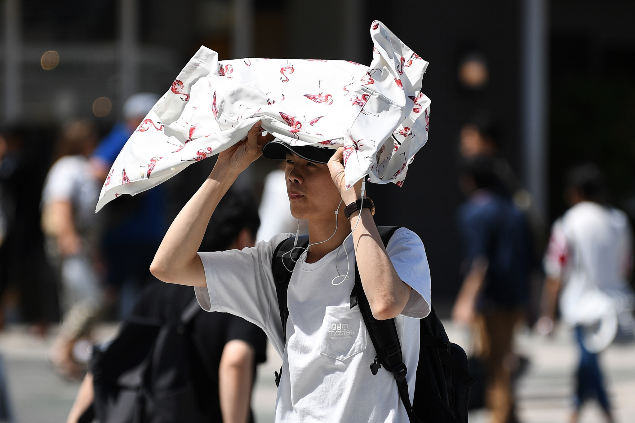 Japanese Government to create heatstroke prevention group amid Tokyo 2020 temperature concerns