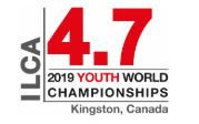 International Laser Class Association Laser 4.7 Youth World Championships will begin in Kingston tomorrow ©ILCA
