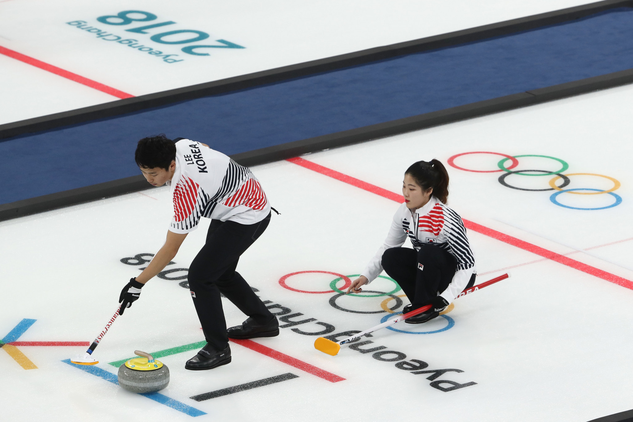 Former South Korean curling coach arrested on embezzlement charges