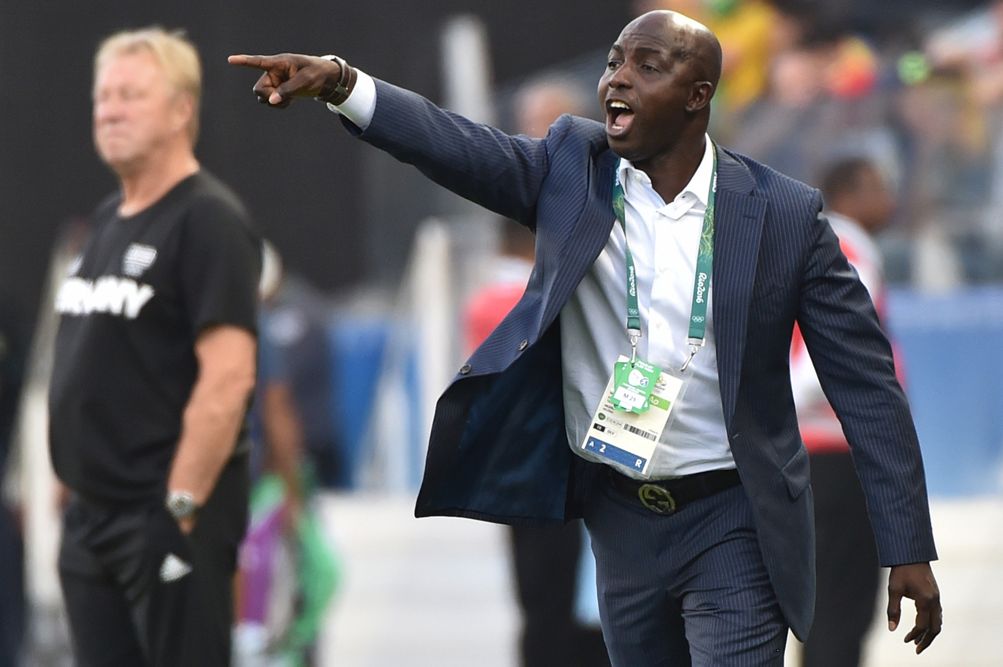 Former Nigeria coach Siasia given life ban by FIFA in connection with match-fixing