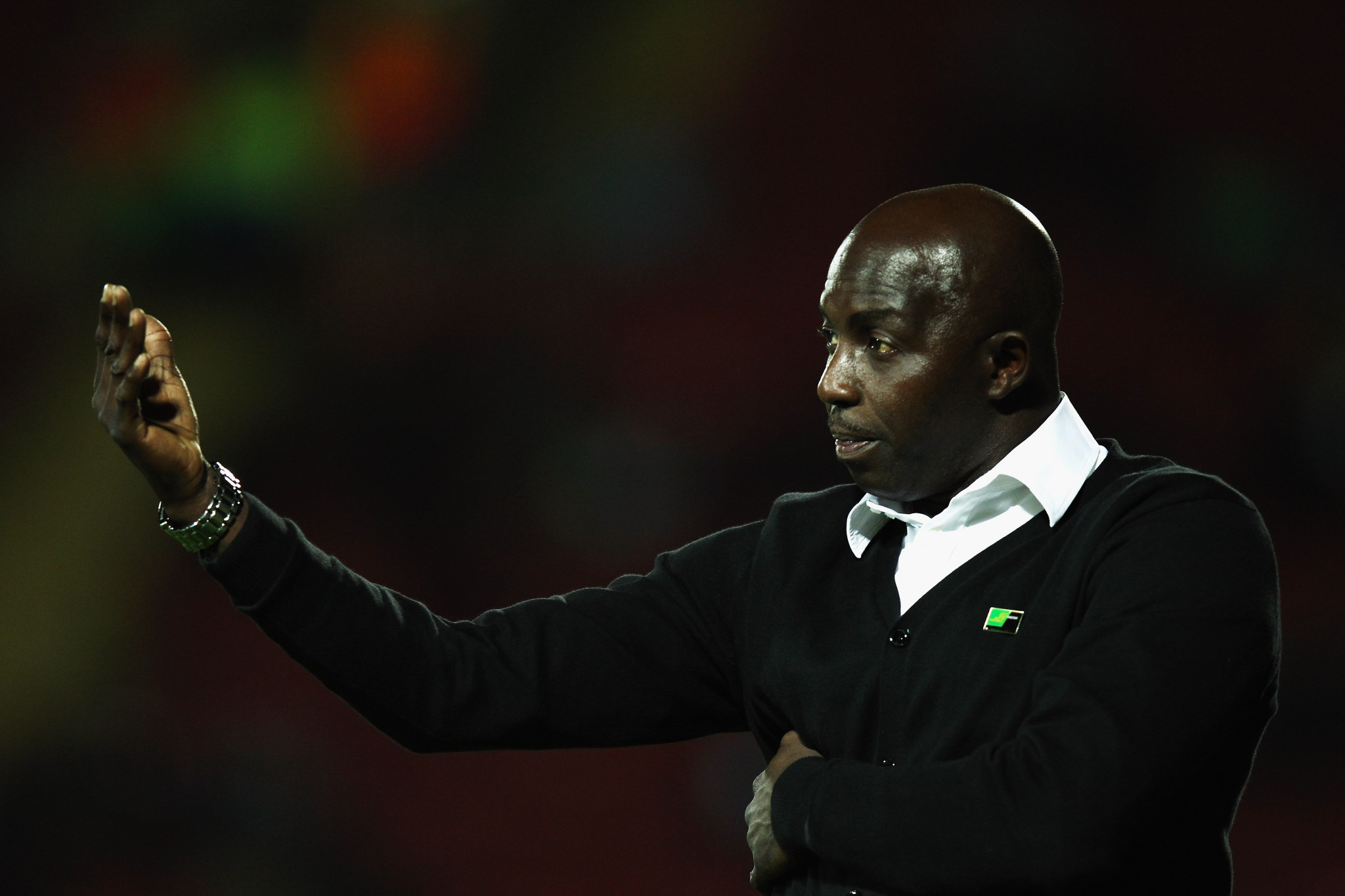 Samson Siasia was found to have accepted that he would receive bribes