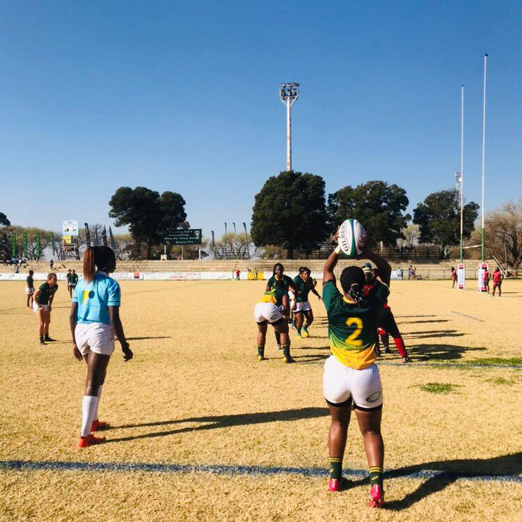 South Africa beat Kenya to qualify for 2021 Women's Rugby World Cup