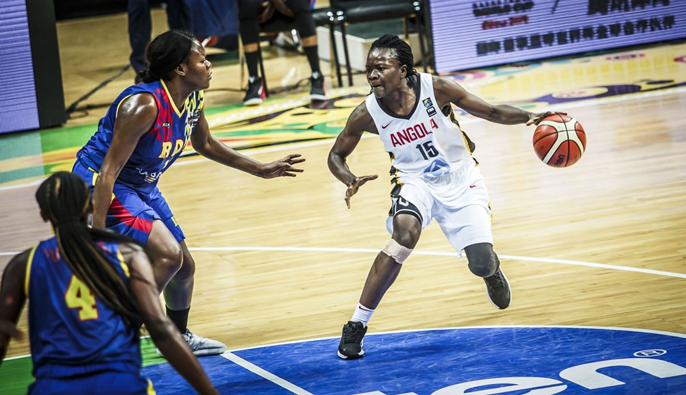 Angola earn fifth place at FIBA Women's AfroBasket