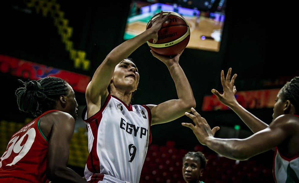 Egypt claimed seventh place after edging to a 62-58 victory over Ivory Coast ©FIBA