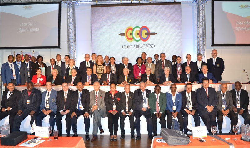 Four new provisional members were accepted at the annual General Assembly meeting in Barranquilla ©Norceca