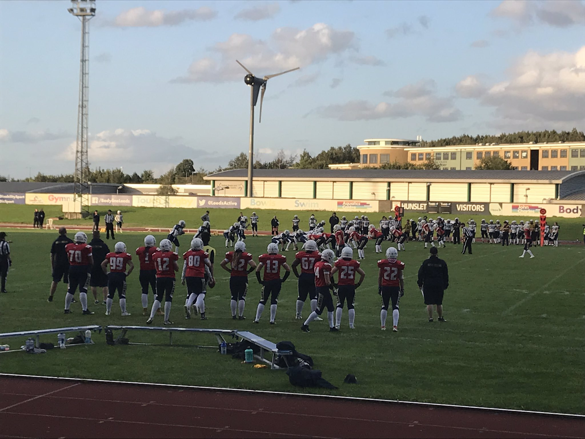 Finland retain Women's American Football European Championship crown despite loss to Britain