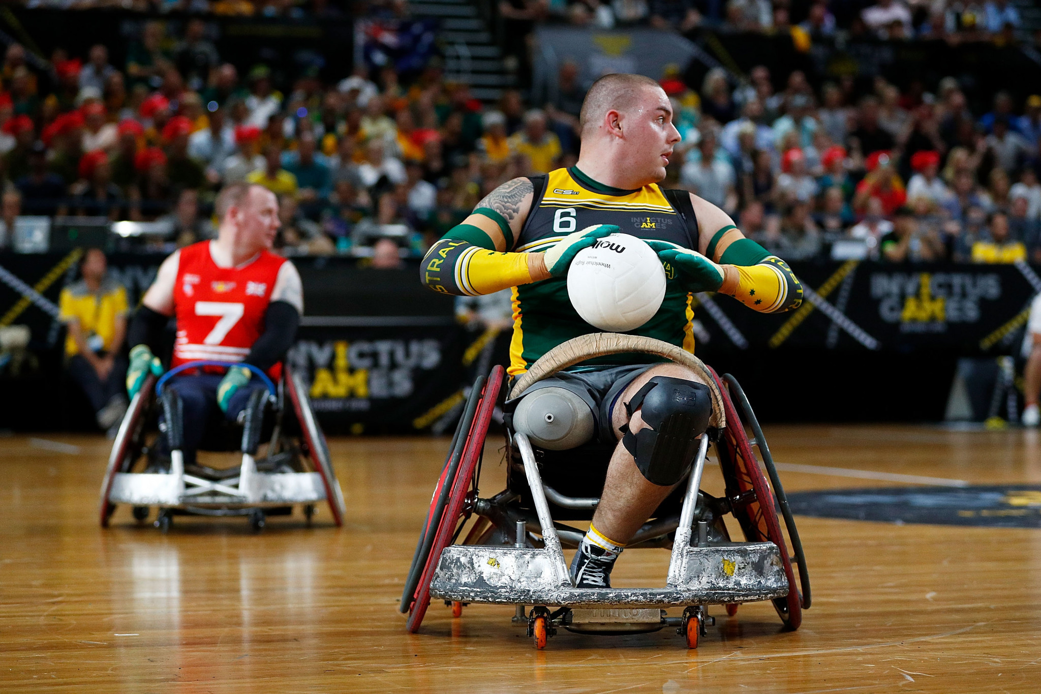 Australia announce team for IWRF Asia-Oceania Wheelchair Rugby Championship