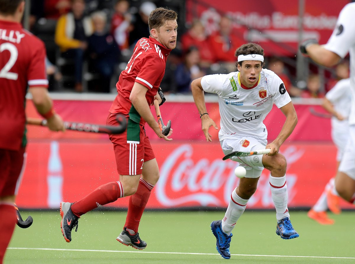 Spain cruise past Wales to secure first win at EuroHockey Nations Championship