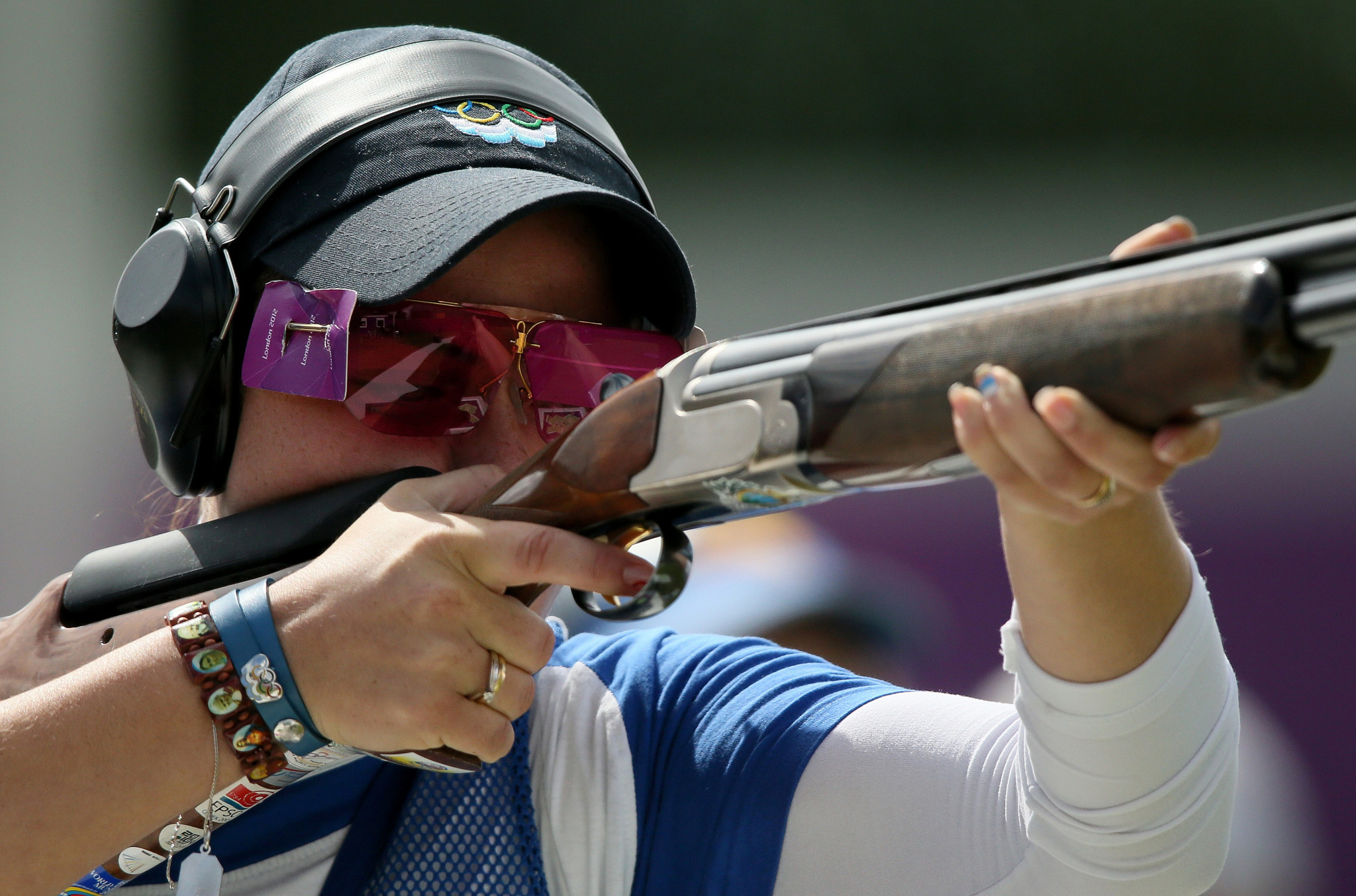 San Marino duo triumph in mixed team trap at ISSF Shotgun World Cup