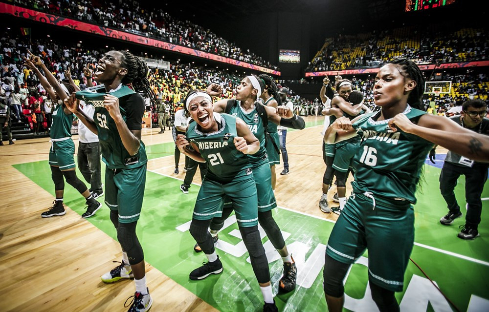 Nigeria overcome Senegal to retain FIBA Women's AfroBasket title