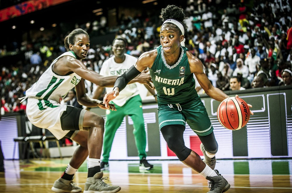 Nigeria defeated Senegal 60-55 to retain the Women's AfroBasket title ©FIBA