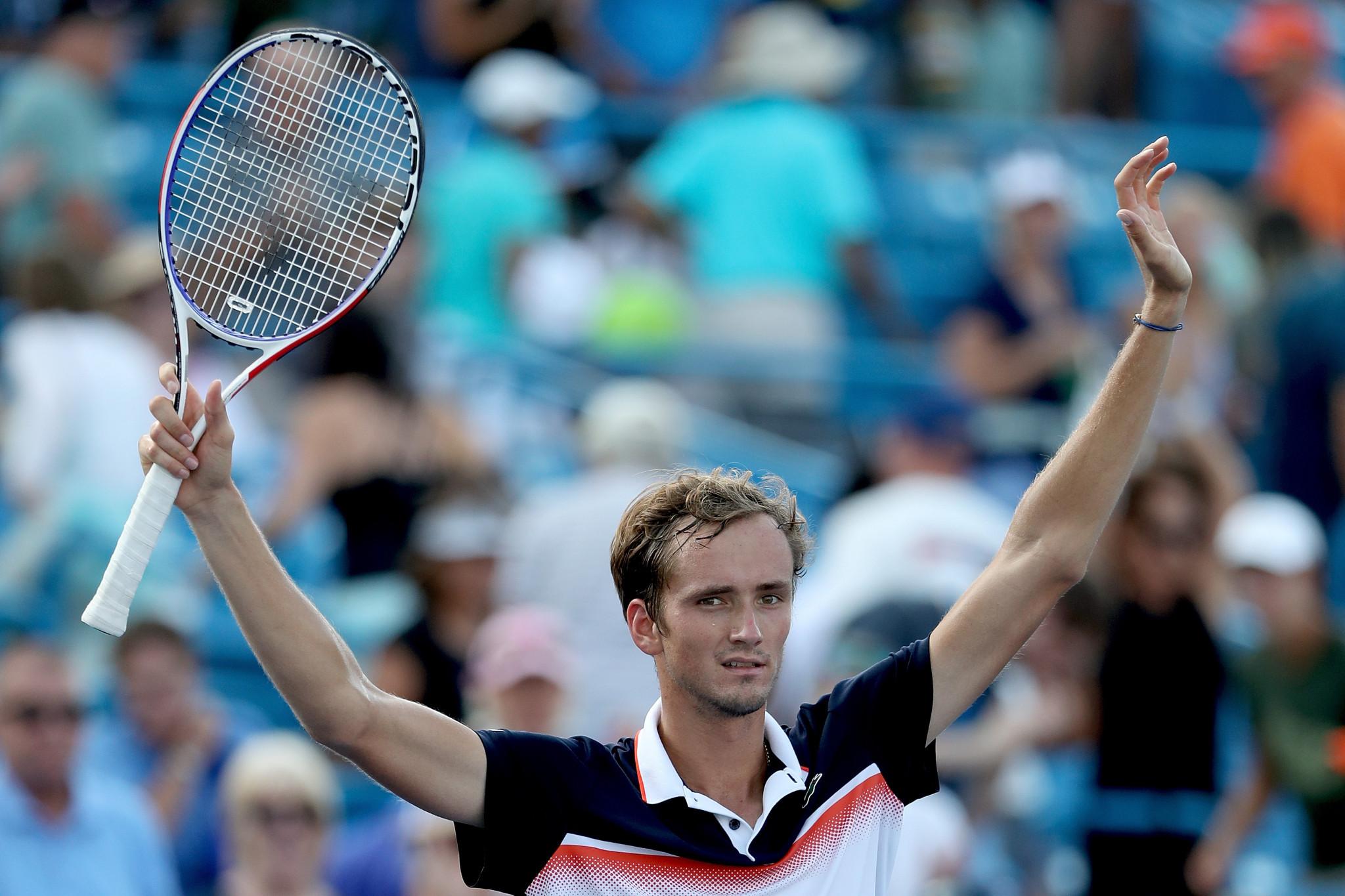 Medvedev claims maiden ATP Masters 1000 title in Cincinnati