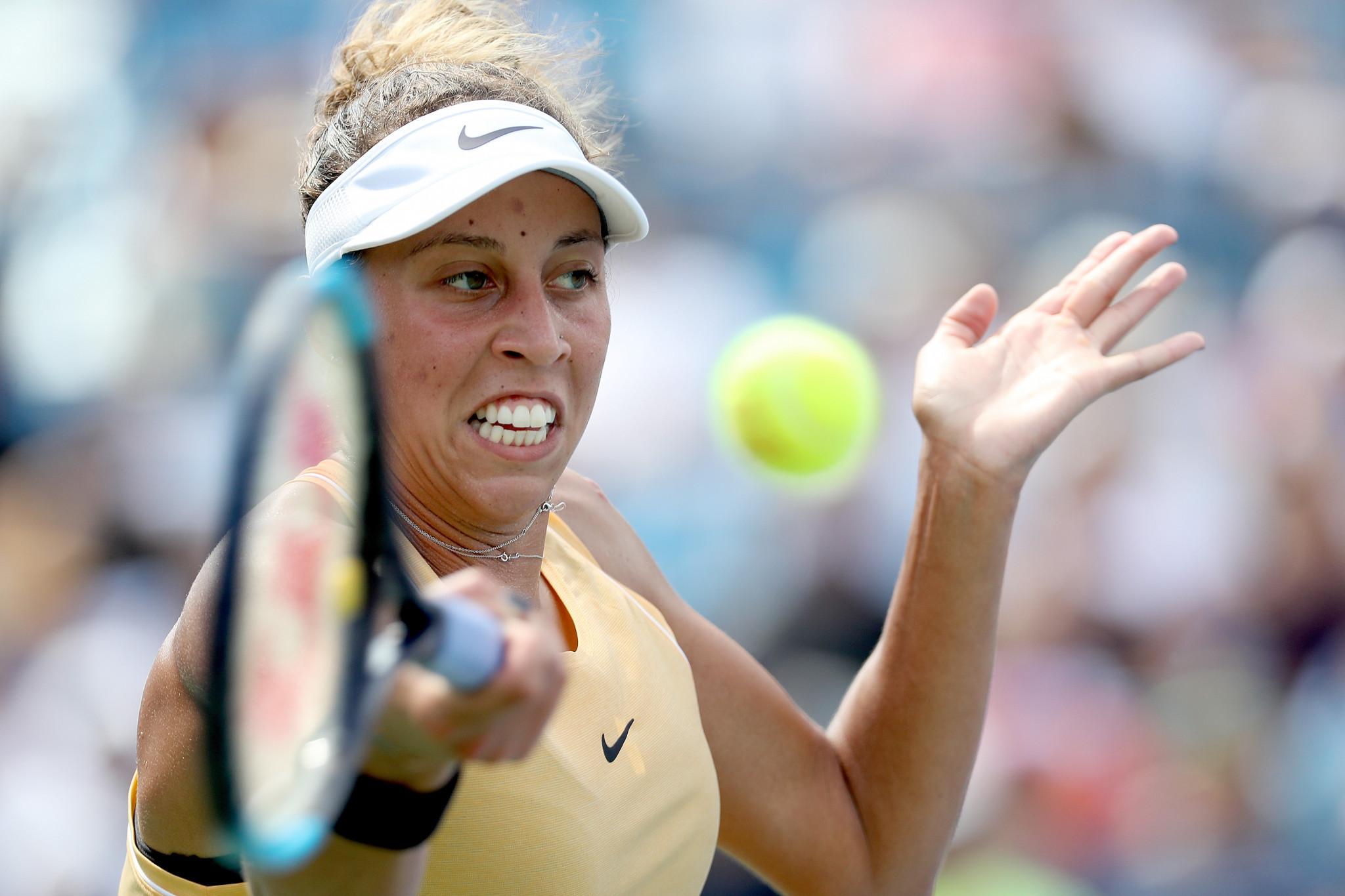 The United States' Madison Keys beat Russia's Svetlana Kuznetsova in the women's final ©Getty Images