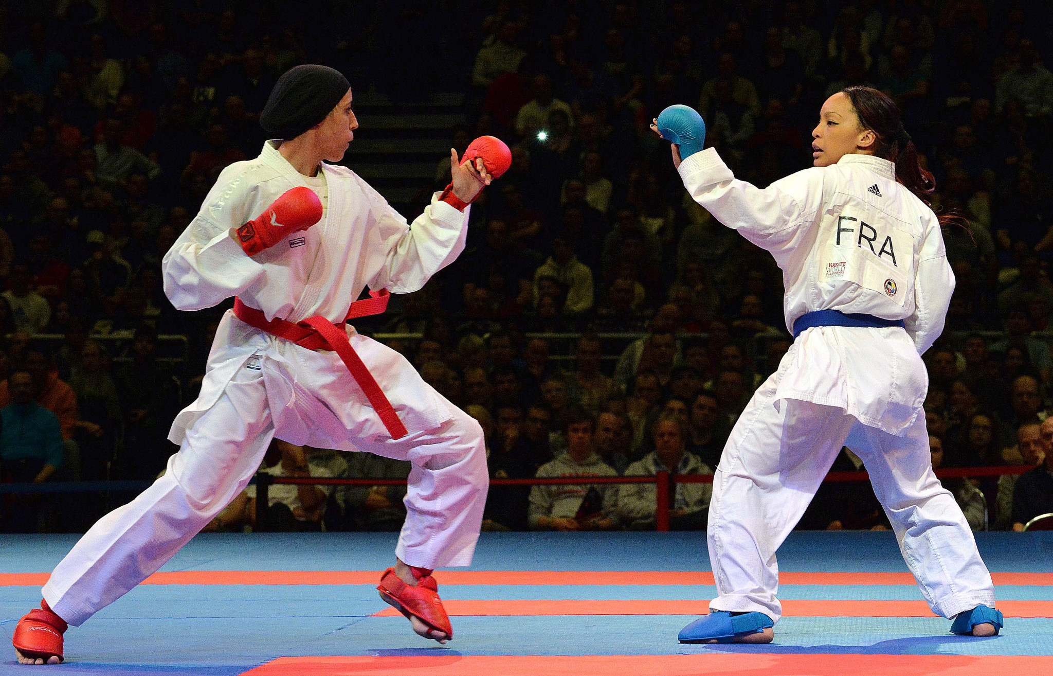 Strong field confirmed for African Games karate tournament