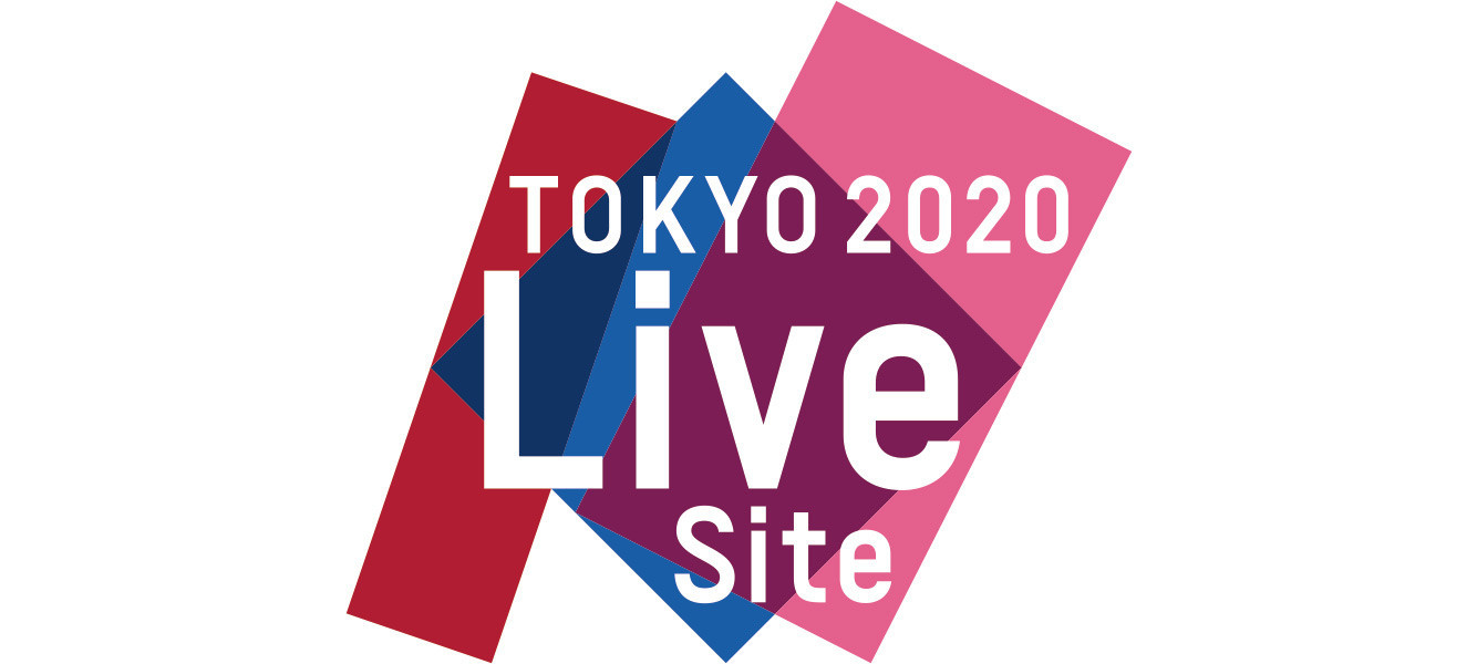Tokyo 2020 add 30th live site location as logo launched