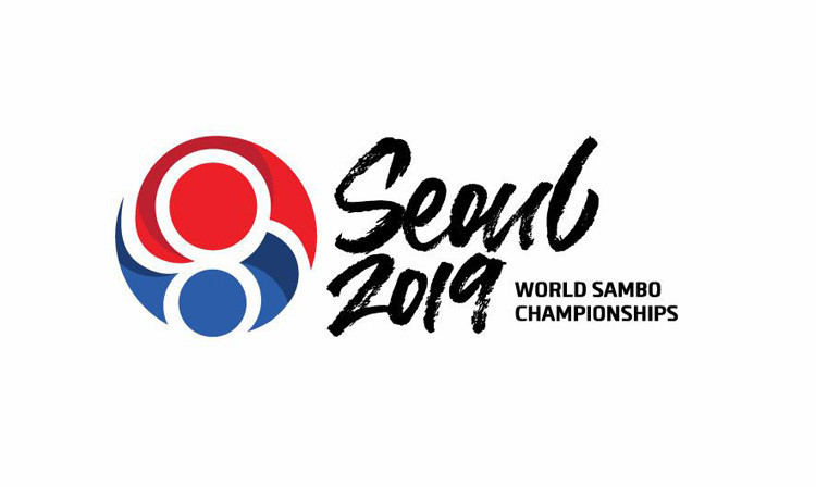 The logo of the 2019 World Sambo Championships in South Korea's capital Seoul has been unveiled ©FIAS