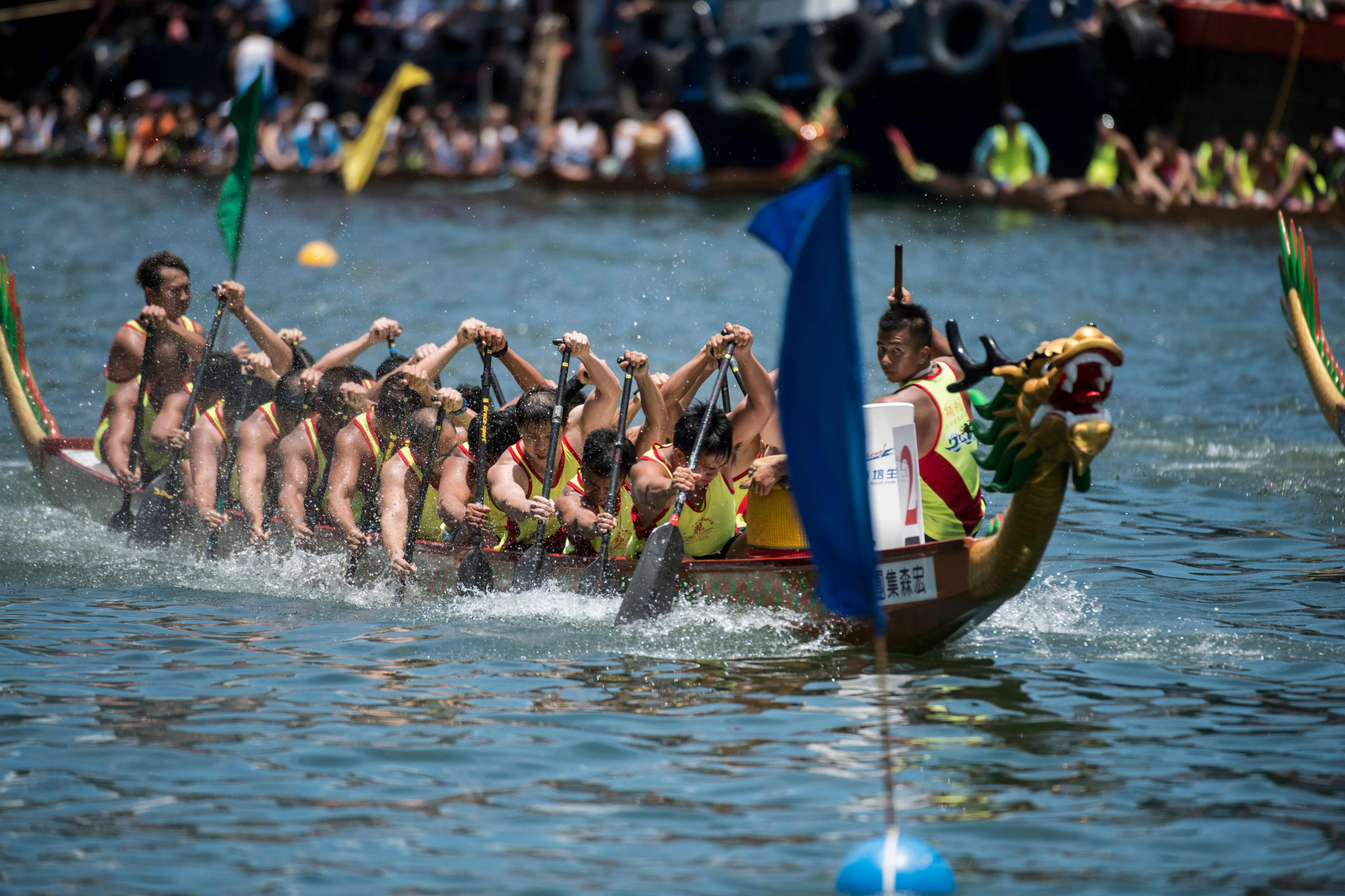 World Dragon Boat Racing Championships set to begin in Pattaya