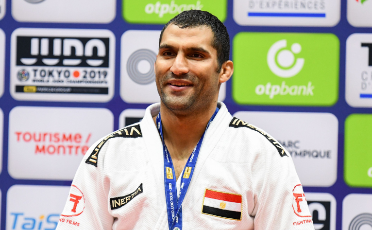 Egypt win four judo gold medals at 2019 African Games