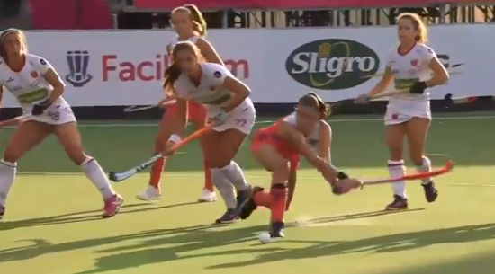 Netherlands on verge of women's EuroHockey elimination after Spain draw