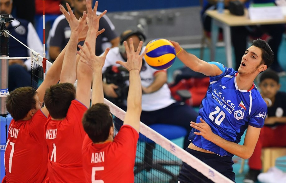 Iran are the defending champions after winning in 2017 ©FIVB