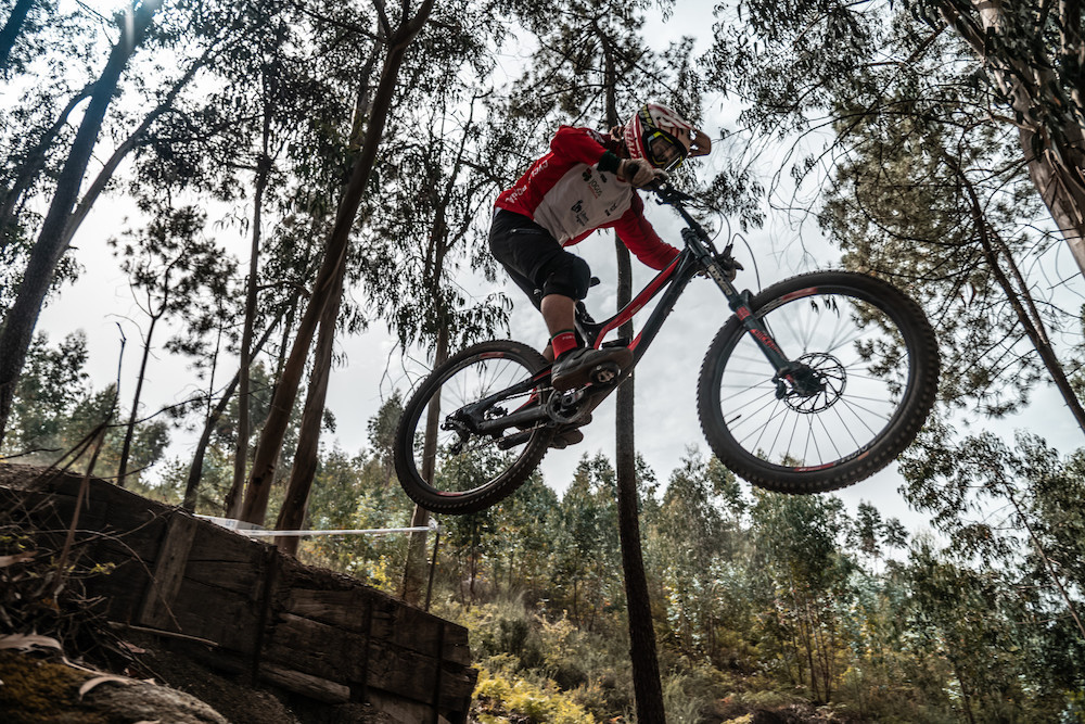 Downhill cycling is one of the events at the World University Championships ©FISU