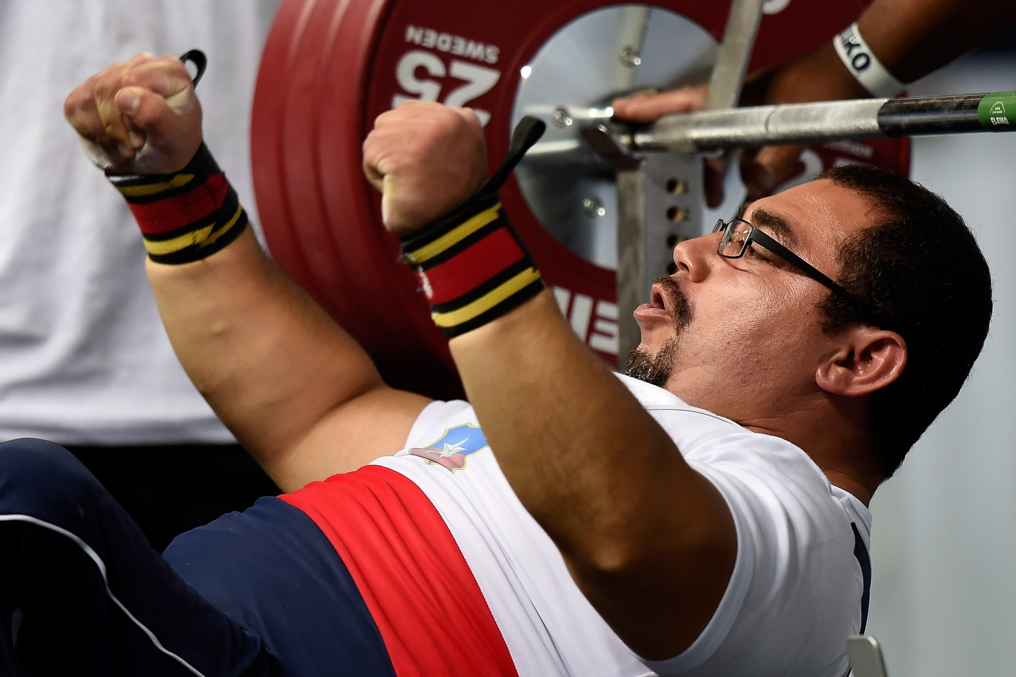 Powerlifter Garrido voted APC Athlete of the Month for July