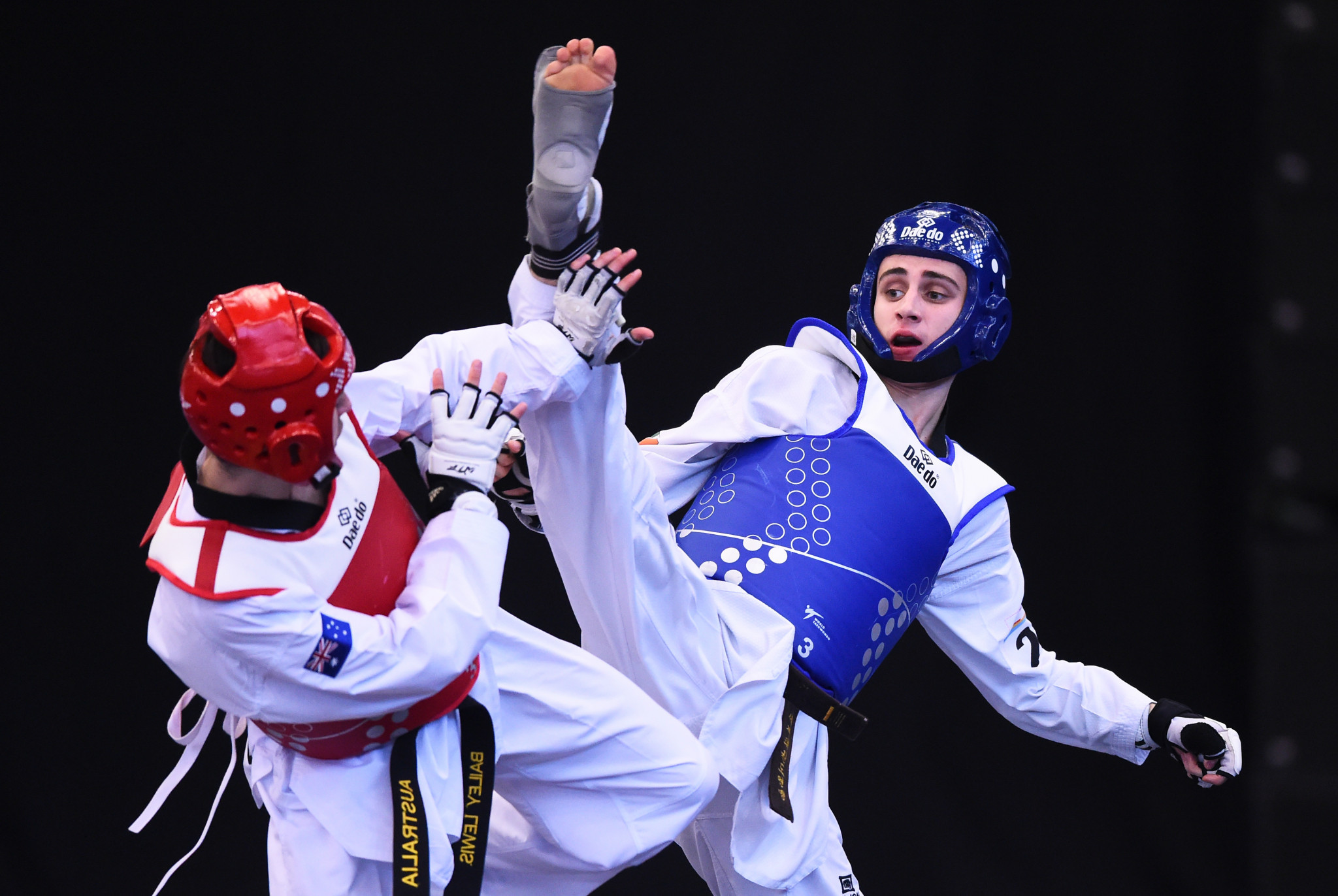 Australian Taekwondo athletes secured their best World Taekwondo Championships result for six years in Manchester ©Getty Images